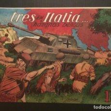 BDs: COMIC EDICIONES TORAY ORIGINAL BOIXCAR 1ª PRIMERA SERIE TRES EN ITALIA. Lote 285457368