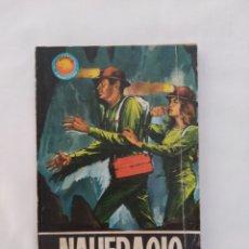 Tebeos: NAUFRAGIO,CLARK CARRADOS TORAY NO.342 1965. Lote 285512793