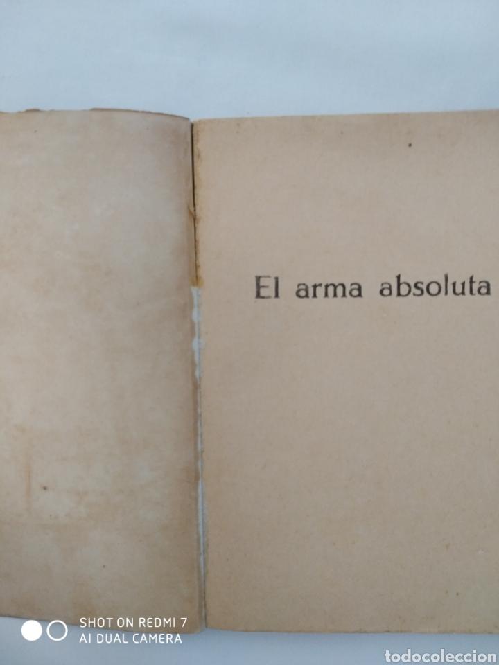 Tebeos: El Arma Absoluta,L.G.Milk Toray no.341 1964 - Foto 4 - 285513103