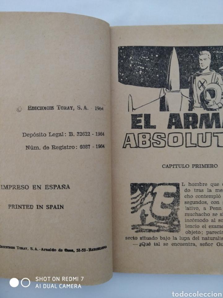 Tebeos: El Arma Absoluta,L.G.Milk Toray no.341 1964 - Foto 5 - 285513103