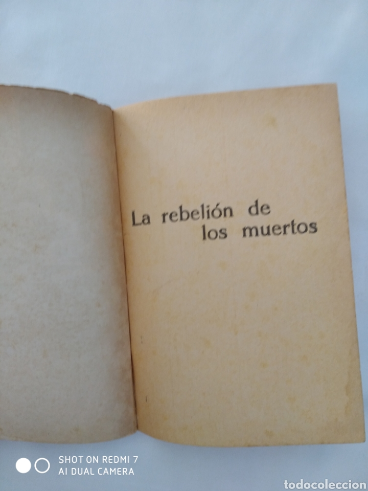 Tebeos: La Rebelion de los Muertos,Roy Rowan Toray no.404 1967 - Foto 3 - 285513573