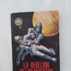 Tebeos: LA REBELION DE LOS MUERTOS,ROY ROWAN TORAY NO.404 1967. Lote 285513573