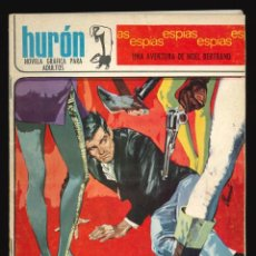 Livros de Banda Desenhada: HURÓN - TORAY / NÚMERO 16. Lote 285636718