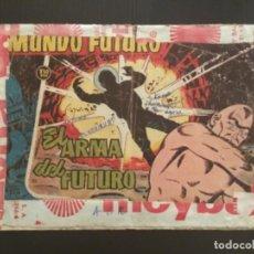 Tebeos: COMIC EDICIONES TORAY ORIGINAL EL MUNDO FUTURO EL ARMA DEL FUTURO NÚMERO 95. Lote 286315443