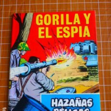 Tebeos: GORILA Y EL ESPIA Nº 228 DE TORAY. Lote 286328318