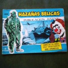 Tebeos: COMIC HAZAÑAS BELICAS. Lote 286537998