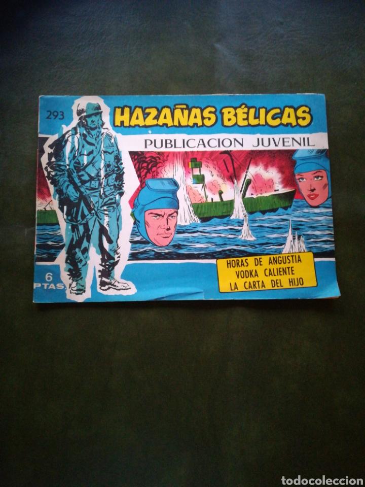 COMIC HAZAÑAS BELICAS (Tebeos y Comics - Toray - Hazañas Bélicas)