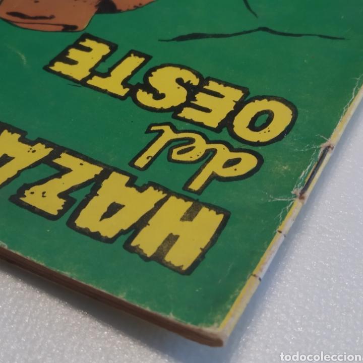 Tebeos: Hazañas del Oeste, nº 119 Viejos Rivales, Ediciones Toray 1966 - Foto 4 - 286701418