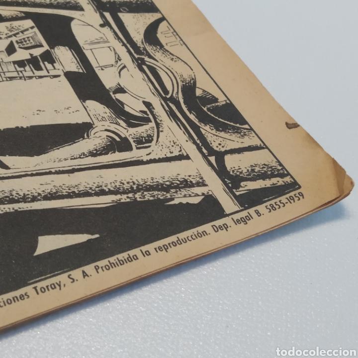 Tebeos: Hazañas del Oeste, nº 119 Viejos Rivales, Ediciones Toray 1966 - Foto 10 - 286701418