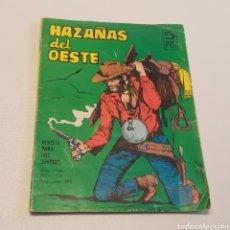 Tebeos: HAZAÑAS DEL OESTE, Nº 119 VIEJOS RIVALES, EDICIONES TORAY 1966. Lote 286701418