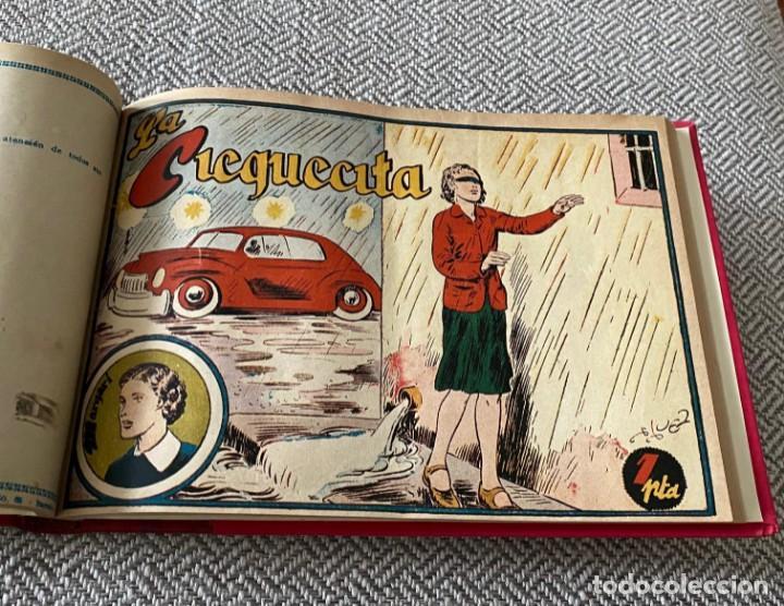 MARGARÍ. TORAY, 1950. JAIME JUEZ. COMPLETA ENCUADERNADA (Tebeos y Comics - Toray - Otros)