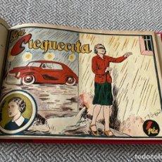 Tebeos: MARGARÍ. TORAY, 1950. JAIME JUEZ. COMPLETA ENCUADERNADA. Lote 286968208