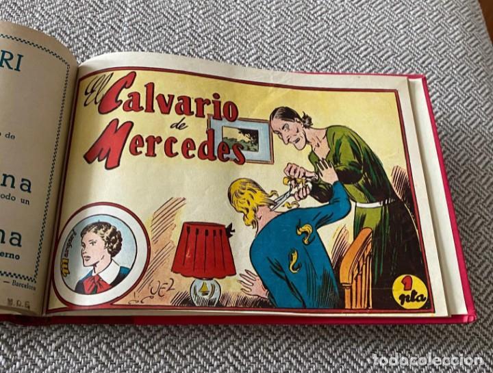 Tebeos: MARGARÍ. TORAY, 1950. JAIME JUEZ. COMPLETA ENCUADERNADA - Foto 4 - 286968208