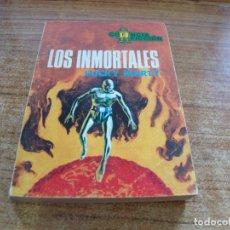 Tebeos: NOVELA CIENCIA FICCION LOS INMORTALES LUCKY MARTY Nº 61. Lote 287058388