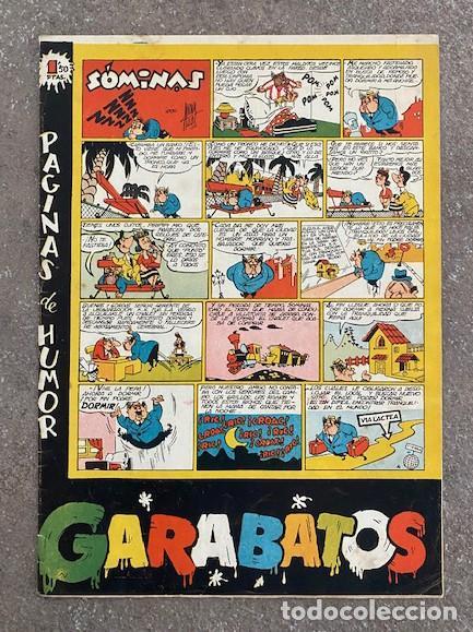 """GARABATOS. TORAY, 1950. """"SÓNIMAS"""" (Tebeos y Comics - Toray - Otros)"""