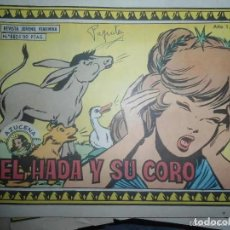 Tebeos: ANTIGUO TEBEO COMIC AZUCENA - EL HADA Y SU CORO - NUM 882. Lote 287456768