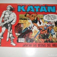Tebeos: KATAN 9.URSUS EDICIONES,AÑO 1980.. Lote 287839668