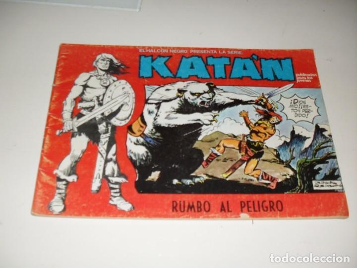 KATAN 2.URSUS EDICIONES,AÑO 1980. (Tebeos y Comics - Toray - Katan)