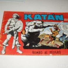 Tebeos: KATAN 2.URSUS EDICIONES,AÑO 1980.. Lote 287840963
