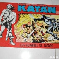 Tebeos: KATAN 1,EL PRIMERO.URSUS EDICIONES,AÑO 1980.. Lote 287842023