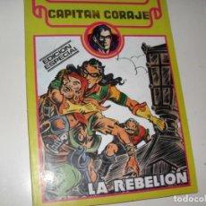 Tebeos: EL CAPITAN CORAJE,RETAPADADO,TOMO 2.EDICIONES URSUS,AÑO 1982.. Lote 287843058