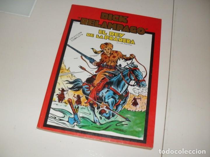 COLECCION COMPLETA DICK RELAMPAGO.REEDICION.EDICIONES URSUS,AÑO 1982. (Tebeos y Comics - Toray - Otros)