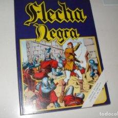 Tebeos: COLECCION COMPLETA FLECHA NEGRA.REEDICION.EDICIONES URSUS,AÑO 1982.. Lote 287845083
