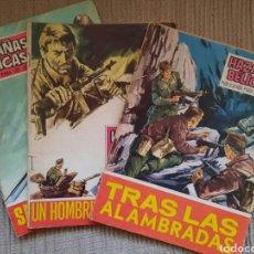 Tebeos: HAZAÑAS BELICAS PUBLICACIÓN PARA LOS JOVENES 1968. Lote 287890193