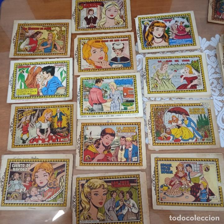 Tebeos: Comics Azucena 49 ejemplares - Foto 3 - 287941428