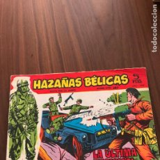 Tebeos: HAZAÑAS BÉLICAS ROJAS NÚMERO EXTRA Nº 157 , EDITORIAL TORAY. Lote 288026223