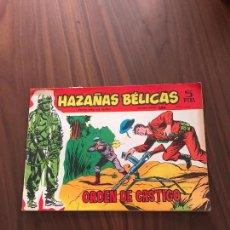 Tebeos: HAZAÑAS BÉLICAS ROJAS NÚMERO EXTRA Nº 159 , EDITORIAL TORAY. Lote 288026408