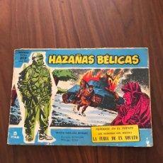 Tebeos: HAZAÑAS BÉLICAS AZULES NÚMERO EXTRA Nº 213 , EDITORIAL TORAY. Lote 288026588