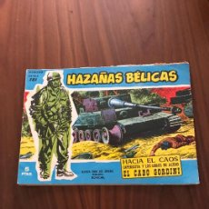 Tebeos: HAZAÑAS BÉLICAS AZULES NÚMERO EXTRA Nº 181 , EDITORIAL TORAY. Lote 288026648