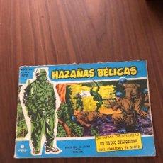 Tebeos: HAZAÑAS BÉLICAS AZULES NÚMERO EXTRA Nº 172 , EDITORIAL TORAY. Lote 288026758