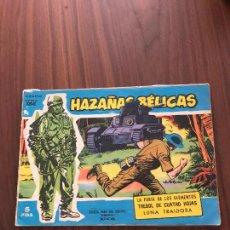 Tebeos: HAZAÑAS BÉLICAS AZULES NÚMERO EXTRA Nº 154 , EDITORIAL TORAY. Lote 288026803