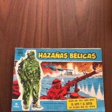Tebeos: HAZAÑAS BÉLICAS AZULES NÚMERO EXTRA Nº 204 , EDITORIAL TORAY. Lote 288026838