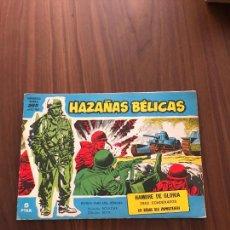 Tebeos: HAZAÑAS BÉLICAS AZULES NÚMERO EXTRA Nº 205 , EDITORIAL TORAY. Lote 288026878