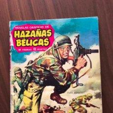 Tebeos: HAZAÑAS BÉLICAS Nº 12, NOVELA GRÁFICA, EDITORIAL TORAY. Lote 288027393