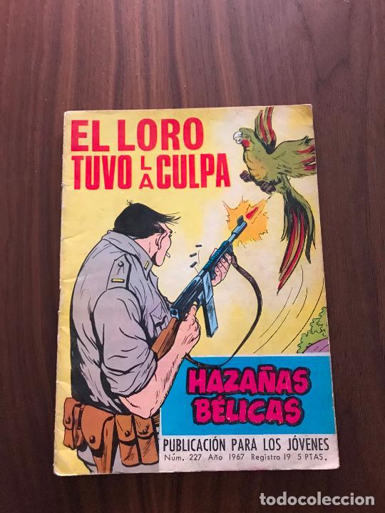 HAZAÑAS DEL OESTE Nº 227, NOVELA GRÁFICA, EDITORIAL TORAY (Tebeos y Comics - Toray - Hazañas Bélicas)