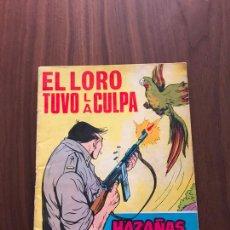 Tebeos: HAZAÑAS DEL OESTE Nº 227, NOVELA GRÁFICA, EDITORIAL TORAY. Lote 288027713