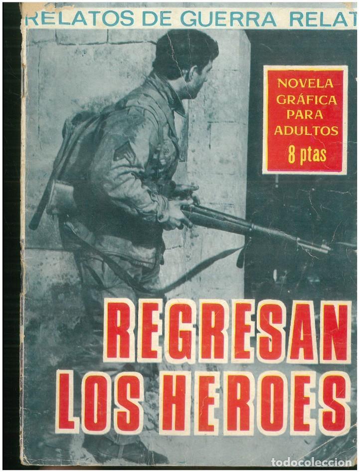 RELATOS DE GUERRA. Nº 97. EDICIONES TORAY. 1962. C-82 (Tebeos y Comics - Toray - Otros)
