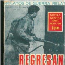 Tebeos: RELATOS DE GUERRA. Nº 97. EDICIONES TORAY. 1962. C-82. Lote 288367823