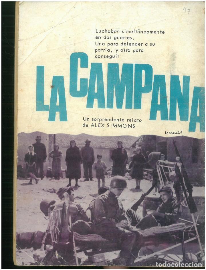 Tebeos: RELATOS DE GUERRA. Nº 97. EDICIONES TORAY. 1962. C-82 - Foto 2 - 288367823