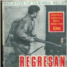 Tebeos: RELATOS DE GUERRA. Nº 97. EDICIONES TORAY. 1962. C-82. Lote 288368243