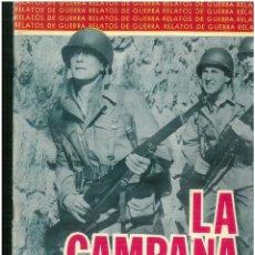 Tebeos: RELATOS DE GUERRA. Nº 98. EDICIONES TORAY. 1962. C-82. Lote 288372733
