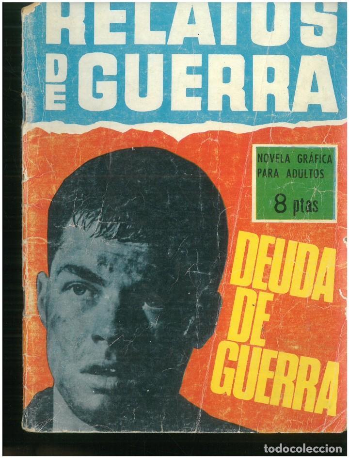 RELATOS DE GUERRA. Nº 103. EDICIONES TORAY. 1962. C-82 (Tebeos y Comics - Toray - Otros)