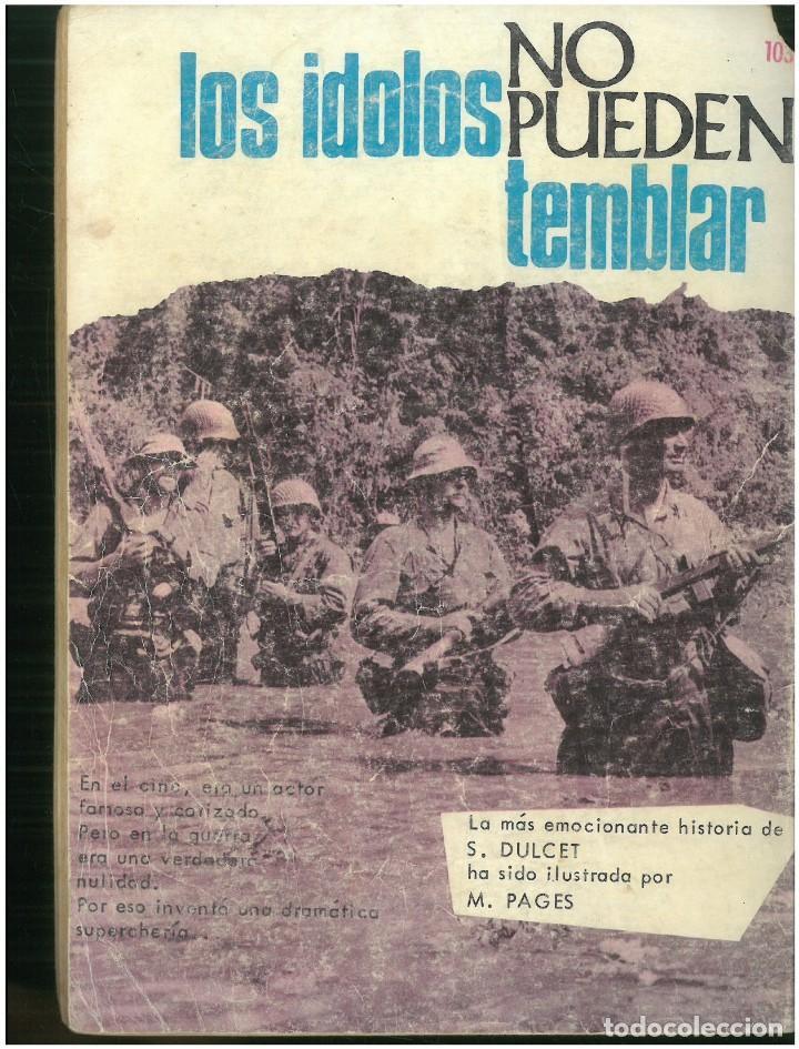 Tebeos: RELATOS DE GUERRA. Nº 103. EDICIONES TORAY. 1962. C-82 - Foto 2 - 288373338