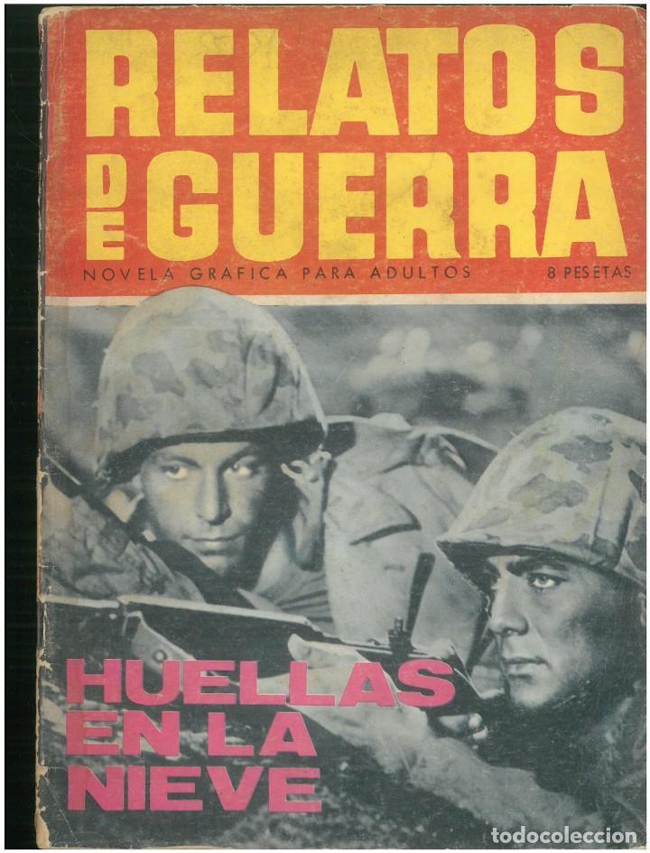 RELATOS DE GUERRA. Nº 114. EDICIONES TORAY. 1962. C-82 (Tebeos y Comics - Toray - Otros)