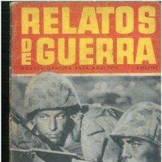 Tebeos: RELATOS DE GUERRA. Nº 114. EDICIONES TORAY. 1962. C-82. Lote 288374393