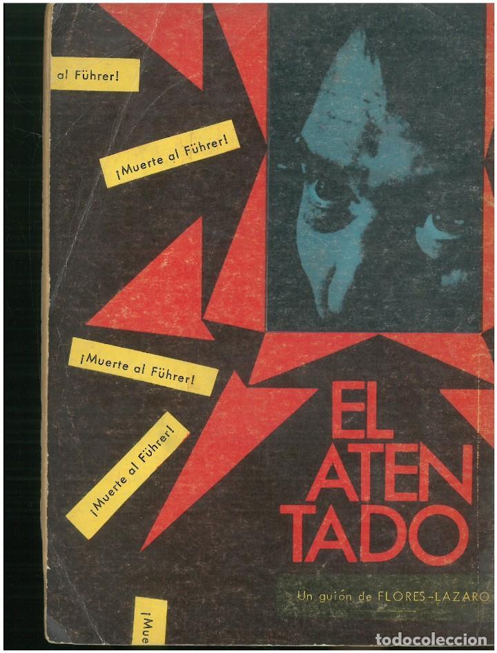 Tebeos: RELATOS DE GUERRA. Nº 114. EDICIONES TORAY. 1962. C-82 - Foto 2 - 288374393